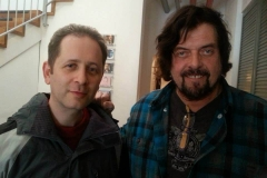 Alan Parsons and me