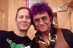 Jim Peterik & me