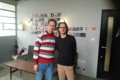 Steven Wilson and me